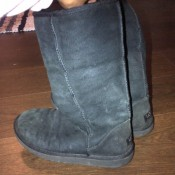 Official UGG Boots (Black)